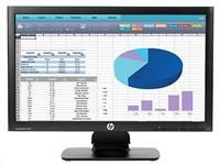 HP ProDisplay P232 - LED monitor - 23 (K7X31AA#ABB)