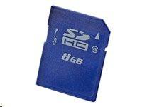 HP Enterprise Mainstream Flash Media Kit, 8 GB - Class 10 - SDHC