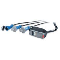 APC IT Power Distribution modul 3x1 Pole 3 Wire 32A 3xIEC309 480cm, 540cm, 600cm
