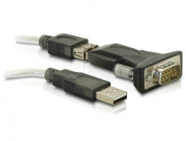 DeLock Konvertor USB 2.0->COM DB9 (61425)