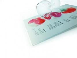 Laminovací fólie Peach lesklé 100ks Business Card, 65x95mm, 175mic