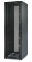 NetShelter SX 42Ux750x1070mm w. sides, černá barva
