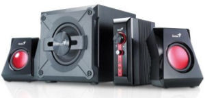 GENIUS repro GX GAMING SW-G2.1 1250, 36W, gaming