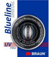BRAUN UV filtr BlueLine - 55 mm (14156)