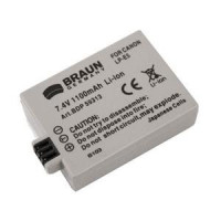 BRAUN akumulátor - CANON LP-E5 (59313)
