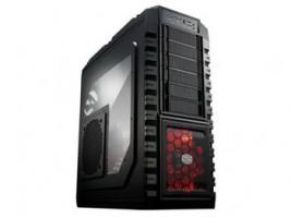 COOLERMASTER case HAF X 942, ATX, black, USB 3.0, bez zdroje (RC-942-KKN1)