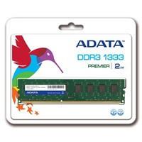 DIMM DDR3 2GB 1333MHz CL9 ADATA - retail (AD3U1333C2G9-R)