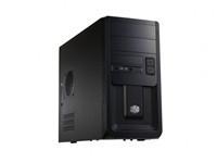 COOLERMASTER case Elite 343, mATX, black, bez zdroje (RC-343-KKN1)