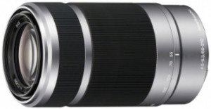 SONY SEL55210 objektiv 55-210mm/F4.5-6.3 (SEL55210.AE)