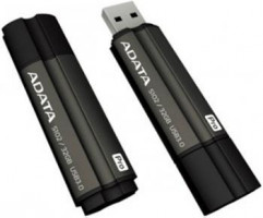 ADATA Flash Disk 16GB USB 3.0 Superior S102 Pro, hliníkový (R: 100MB / W: 25MB) (AS102P-16G-RGY)
