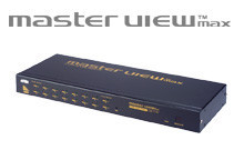 "Aten 16port KVM, USB+PS2, 19"", OSD, rack 19"""