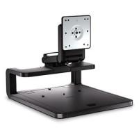 HP Adjustable Display stojan - Stojan pro LCD displej / notebook - velikost obrazovky: až 24