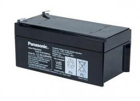 Panasonic olověná baterie LC-R123R4PG 12V/3,4Ah (00380)