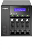 Q-NAP TS-469Pro/ NAS Server/ 4-bay/ 2,13GHz/1GB (TS-469 Pro)