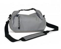 BRAUN vodotěsný vak SPLASH Bag (30x15x16,5cm,šedý) (84002)