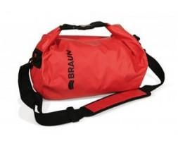 BRAUN vodotěsný vak SPLASH Bag (30x15x16,5cm,červ) (84003)