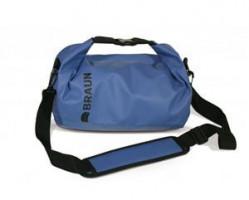 BRAUN vodotěsný vak SPLASH Bag (30x15x16,5cm,modr) (84004)