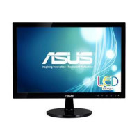 ASUS VS197DE - LED monitor - 18.5 (90LMF1001T02201C-)