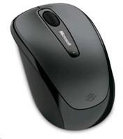 myš Microsoft L2 Wireless Mobile Mouse 3500 Mac/Win USB Loch Ness Grey HW (GMF-00289)