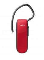 JABRA headset Classic/ bluetooth/ HD Voice/ DSP s automatickou regulací hlasitosti/ dosah do 30m/ červený