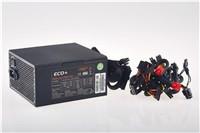 EUROCASE zdroj ECO+80 ATX-700WA-14-85, APFC, CE, CB, ErP2013, účinnost 85+