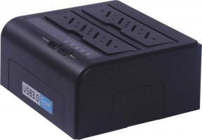 "Dokovací stanice PremiumCord pro dva 2.5""/3.5"" SATA HDD, USB 3.0 (ku3ides2-DUAL)"