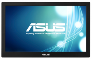 ASUS MB168B - LED monitor - 15.6 (90LM00I0-B01170)
