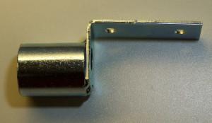 KNF konzola mini Piko na zeď, dvoubodová, 4cmx5cm (KNFP-38-40-PIKO)