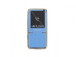 """Intenso MP3 přehrávač 8GB Video Scooter LCD 1,8"""" modrý (3717464)"""