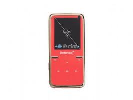 """Intenso MP3 přehrávač 8GB Video Scooter LCD 1,8"""" růžový (3717463)"""