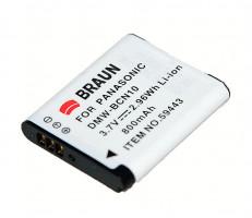 BRAUN akumulátor - PANASONIC BCN10 (59443)