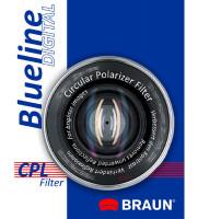 BRAUN CP-L polarizační filtr BlueLine - 37 mm (14170)