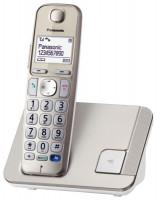 Panasonic KX-TGE210FXN, bezdrát. telefon, bílý