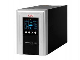 AEG UPS Protect C.1000/ 1000VA/ 800W/ 230V/ online UPS, model 2014 (6000016103)