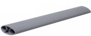 Fellowes podložka před klávesnici i-Spire™, šedá (9393201)