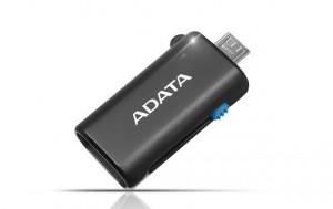 ADATA OTG USB 2.0 čtečka karet (AOTGMRBK)
