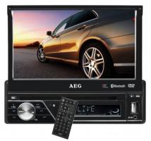 """AEG DVD Auto rádio AR 4026 s USB/7""""- LCD (400426)"""