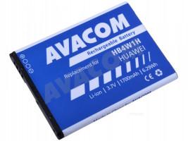 Baterie pro Huawei G510 Li-ion 3,7V 1700mAh (náhrada HB4W1H) (PDHU-G510-S1700A)