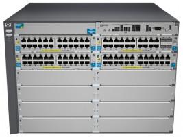 HP 5412-92G-PoE+-4G v2 zl Swch w Prm SW