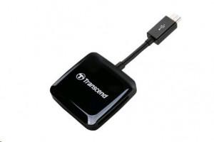 Transcend OTG čtečka paměťových karet RDP9K microUSB