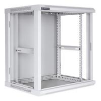 "Linkbasic závěsná skříně 19"" 12U 600x450mm - šedá (WCB12-645-AAB-C)"