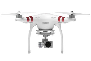 DJI kvadrokoptéra - dron, Phantom 3 Standard, 2,7K Ultra HD kamera (DJI0326)