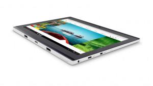 """Lenovo MiiX 320 Atom x5-Z8350 1,92GHz/4GB/128GB/10,1"""" FHD/ IPS/ multitouch/ LTE/ KBRDdock/ WIN10 stříbrná 80XF001VCK"""