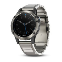 Garmin Quatix5 Sapphire Optic