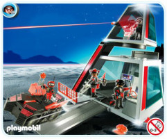 Playmobil 5153 Darksters Tower Station