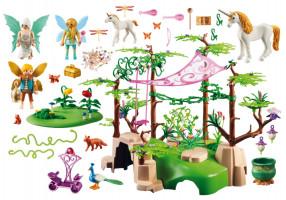 Playmobil 9132 Magický les pro víly