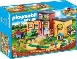 Playmobil 9275 Zvířecí hotel Tlapka