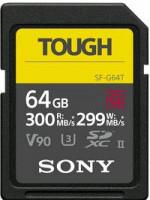 SDXC UHS-II 64GB SF64TG, paměťová karta Sony