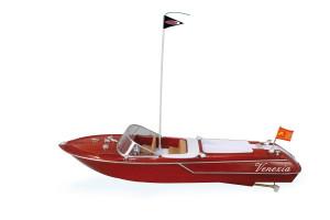 Jamara Venezia 2 Kanály, 40Mhz, loď na dálkové ovládání
