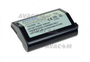 Baterie Avacom Nikon EN-EL4a Li-ion 11.1V 2600mAh 28.9Wh verze 2011 - neoriginální